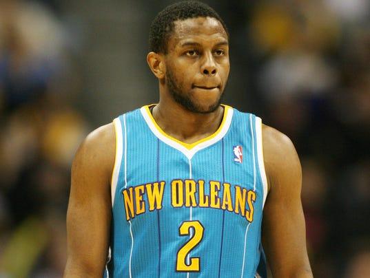 2013-09-09 Darius Miller Pelicans