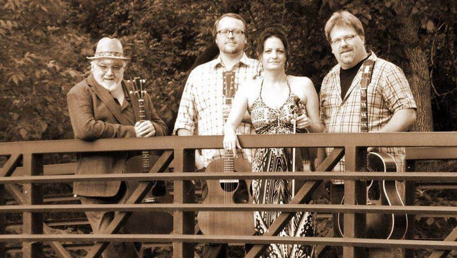 Broken Fiddle will perform March 25 at Bo Diddley's Pub & Deli in St. Cloud.