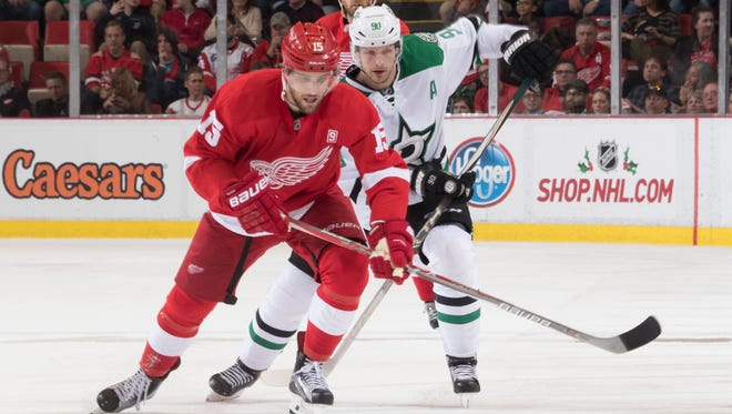 Riley Sheahan – Sheahan averages over 14 minutes a game, has received time on the power play, played on scoring lines. And in 38 games, Sheahan has yet to score a goal while also posting a minus-14 plus-minus rating. The season thus far, has been a fail. GRADE: F