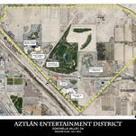 Coachella officials on Thursday will discuss plans for a Hollywood-styele theme park along Interstate 10.