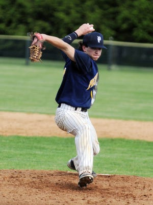 Sean Klimek and Pequannock have climbed into the top 10 of The Record baseball rankings this week.
