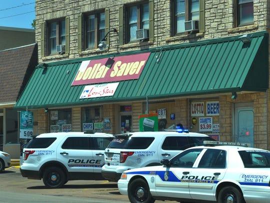 Wichita Falls police investigate a possible assault,