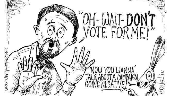 Bob Diven cartoon for Oct. 11