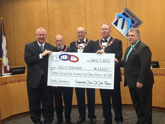 The Independent Order of Odd Fellows Grand Lodge of