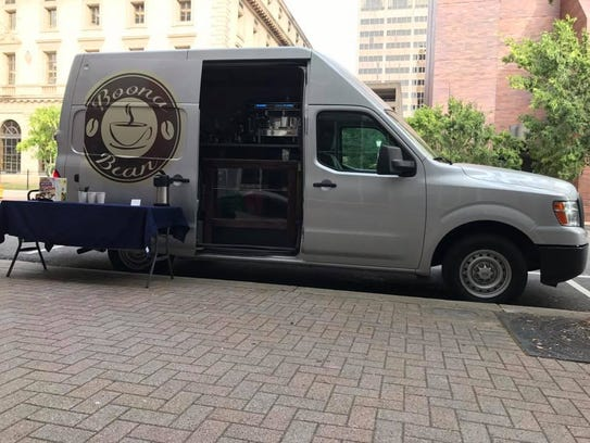Boona Bean Coffee Co. is a mobile coffee house in Shreveport.