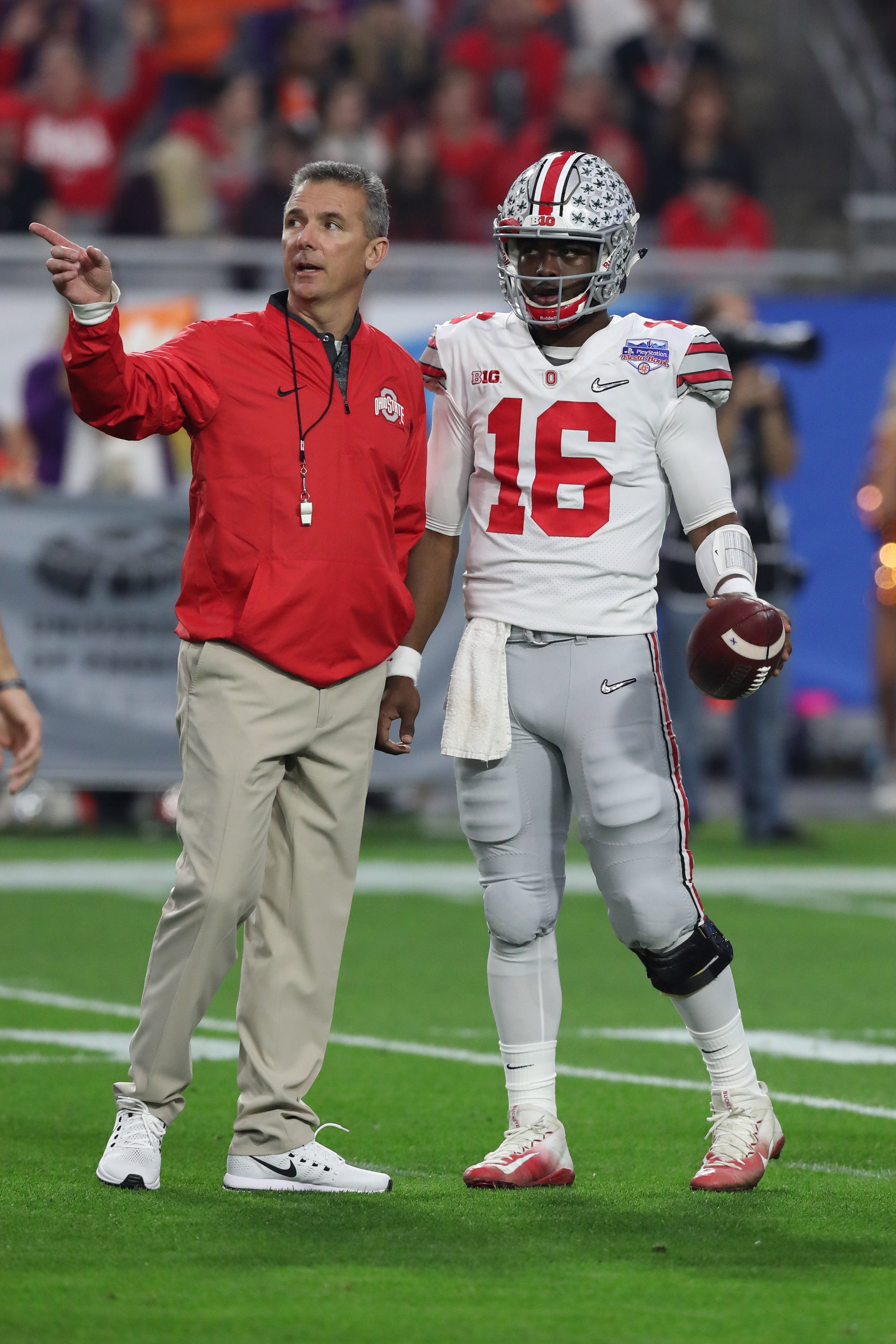 Ohio state football playoff predictions