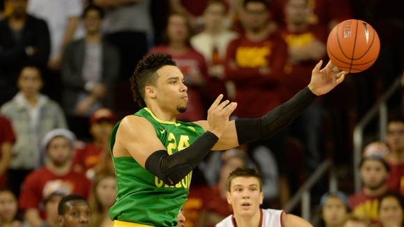 Dillon Brooks has helped the Ducks reach the NCAA tournament in 2015 and 2016.