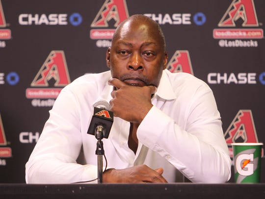 Dave Stewart acquired three-fifths of the Diamondbacks'