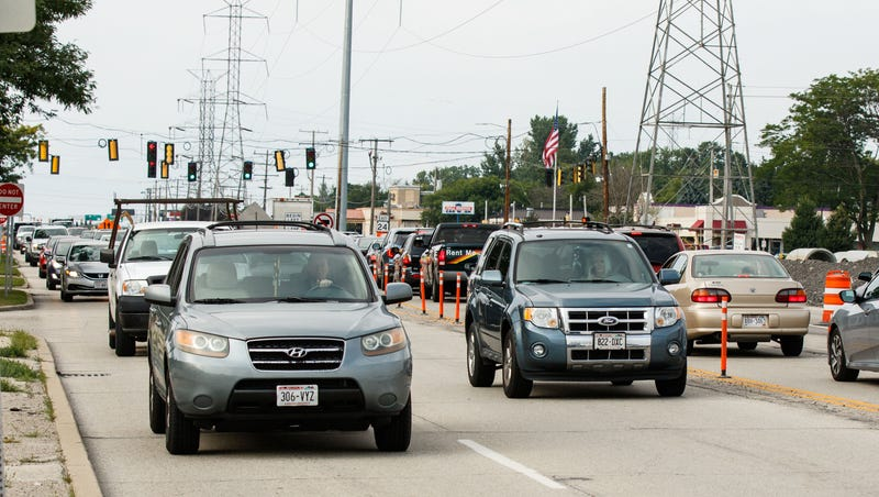 Months-long road closures in Hales Corners begin at Forest