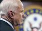 Senador John McCain de visita en La Voz, The Arizona