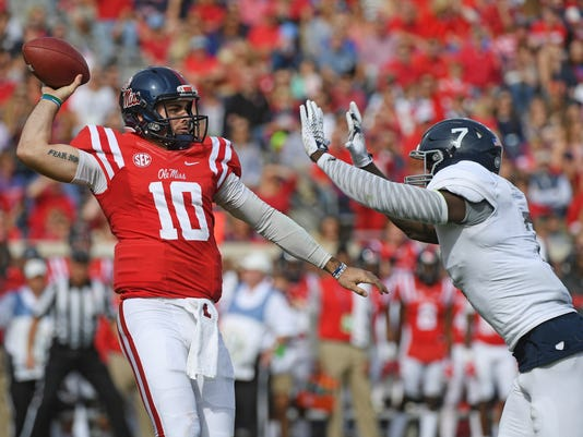 Ukeme Eligwe, Chad Kelly