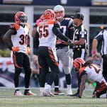 Burfict fined $75K; Lewis says LB did nothing wrong