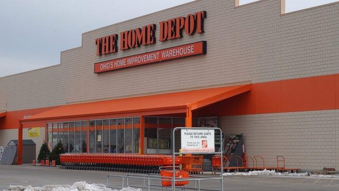 Home Depot.