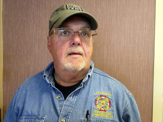 Robert Harris, retired director of the Franklin County Veterans Affairs Department, is looking for the stories of service members killed in action during the Vietnam War.
