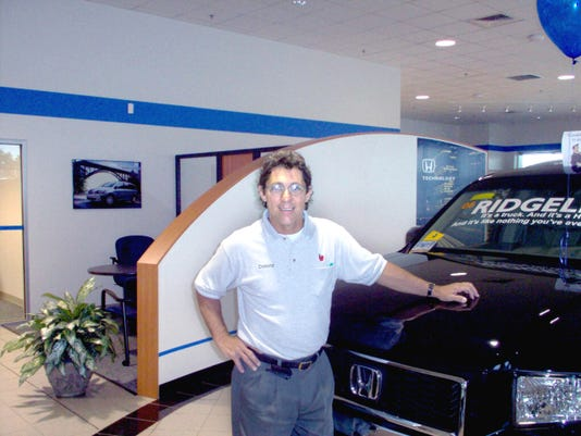 Danny Chronister is general sales manager for Apple Chevrolet in York, and handles advertising and promotional events.