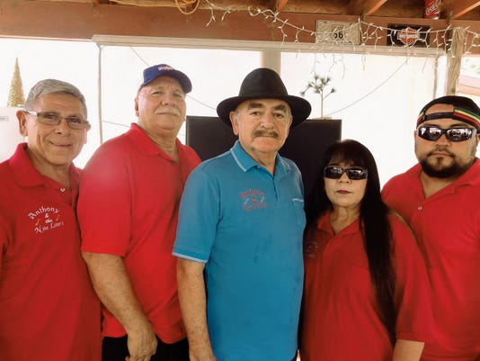 Anthony and the Nite Liters are just one of several groups scheduled to play this weekend at the Southwest Chicano Music Festival and Car Show. Anthony and the Nite Liters are scheduled to play on Saturday in Gough Park. The weekend festival begins at 8 p.m. tonight at the Flame Convention Center with a dance featuring Darren Cordova y Calor, Darren Lee and Dynette Marie. Dance tickets are 25 per person at the door or 20 in advance. For information, call 575-590-7100. The annual event will also feature music in Gough Park on Saturday and Sunday as well as a car show on Saturday. Courtesy Photo