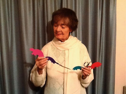 "Judith Ames will present ""The Lost Baron""  at the Storytellers of Las Cruces Story League event, ""Storytelling for Grown-ups"" from 1:30 to 2:30  p.m. Saturday at Casa de Mi Alma, 920 N. Alameda Blvd."