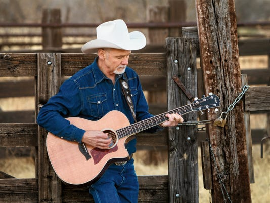 Jim Jones of Cowboy Way will perform at the amphitheater behind the visitor center at 11 a.m.