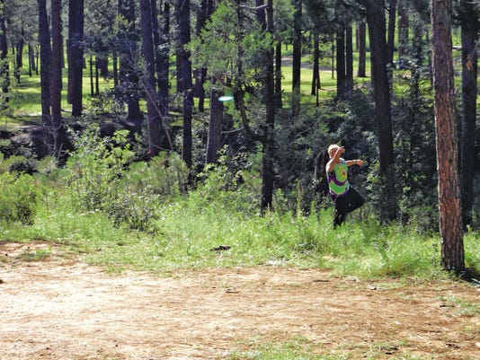 The 27th Annual Disc Golf Championships are set to begin at 9 a.m. Saturday and Sunday at the disc golf course at Grindstone Park.
