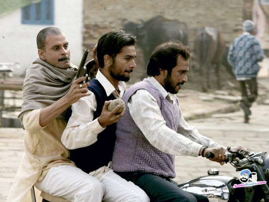 """The Gangs of Wasseypur"" may have their East Indian community impressed but you'd never catch the Corleone tribing wreaking havoc with guns and grenades while riding on motorscooters."
