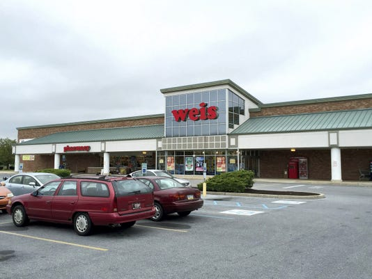 This Weis Markets location at 1651 E. Cumberland St. in North Lebanon Township is now looking for state Liquor Control Board permission to open a beer café.