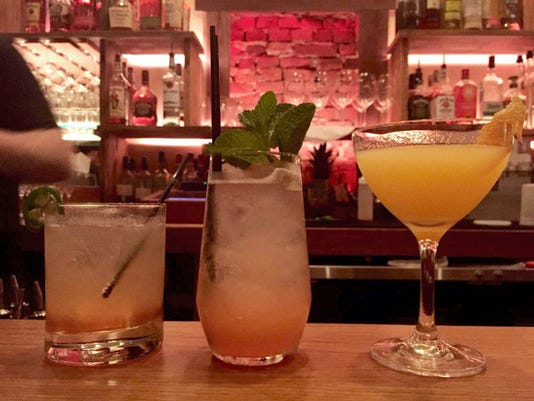 Otto's Kitchen and Cocktails in York has three options for mocktail drinkers: Fourth Dimension, Star Stuff  and Billions and Billions.