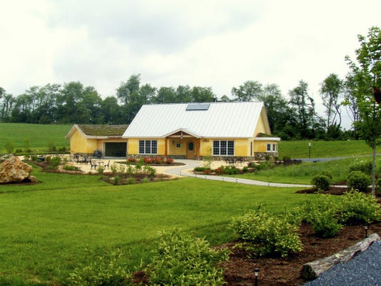 Black Ankle Vineyard in Mount Airy is just one of several Maryland wineries worth a trip south.