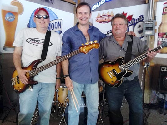 The Skid Marks will be playing at the Robesonia Street Fair on Friday. Submitted photo.