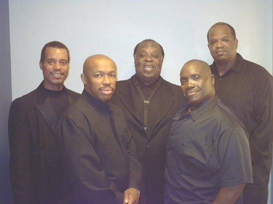 The Manhattans perform Oct. 10 at the Mississippi Coliseum.