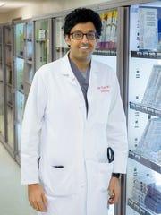 Dr. Vikram Nijjar is a cardiologist in Alexandria.
