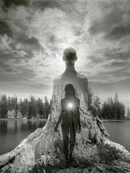 "Jerry Uelsmann's ""Myth of the Tree"""
