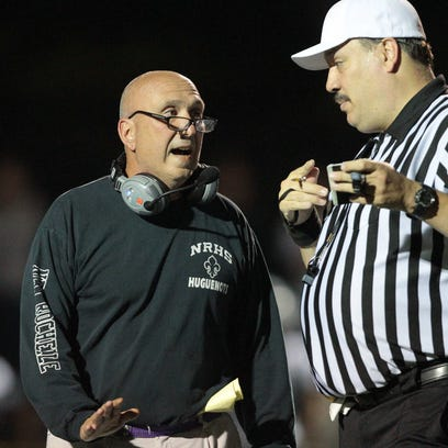 Section 1 coaches overwhelmingly picked Lou DiRienzo's