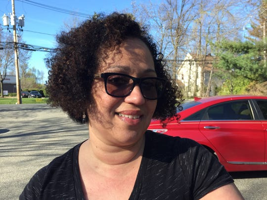 """Portia Davis of Chestnut Ridge voted for Hillary Clinton. """"I think since her husband was already president she will have a lot of help because he's been there before."""""""