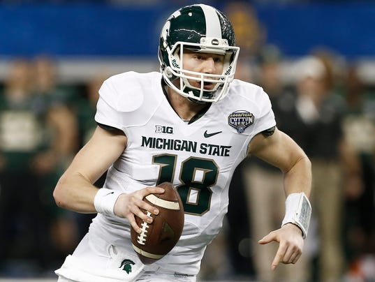 Michigan State ... 2015 2016 College Football Bowl Projections