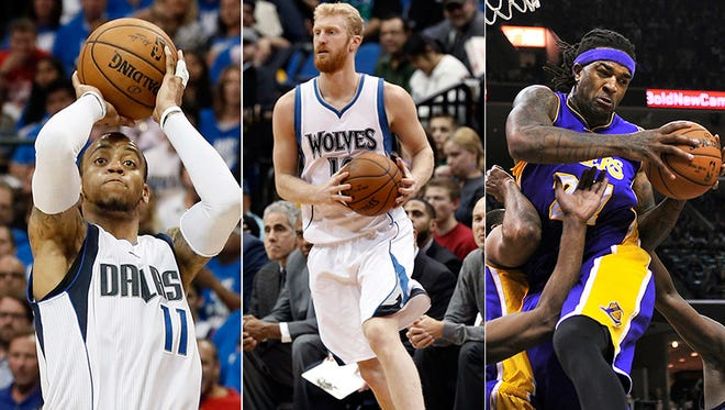 The Pacers added Monta Ellis, Chase Budinger and Jordan Hill in the offseason
