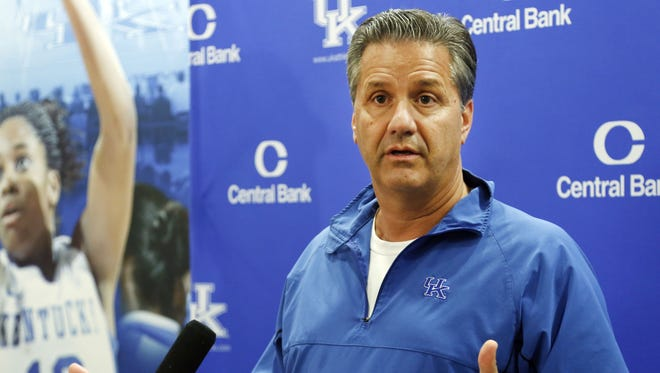 How close was John Calipari to jumping to the NBA -- again?
