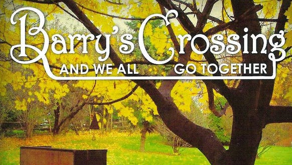 webster Barry's Crossing album-cover