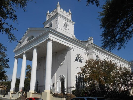 The Cathedral of St. Luke and St. Paul in Charleston,