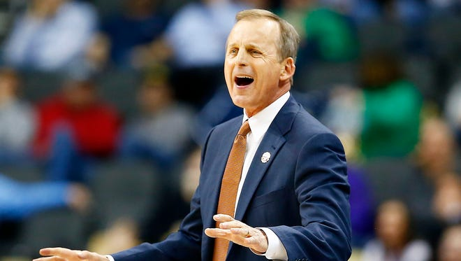 Texas Longhorns coach Rick Barnes has been fired after 17 seasons in Austin, including more than 400 wins, three Big 12 championships, 16 NCAA Tournament appearances and a Final Four.