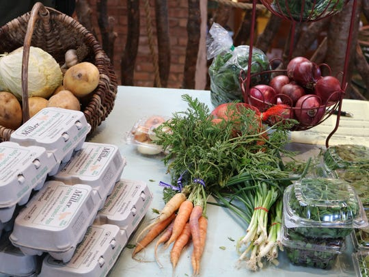 Many CSAs today include eggs along with farm produce.