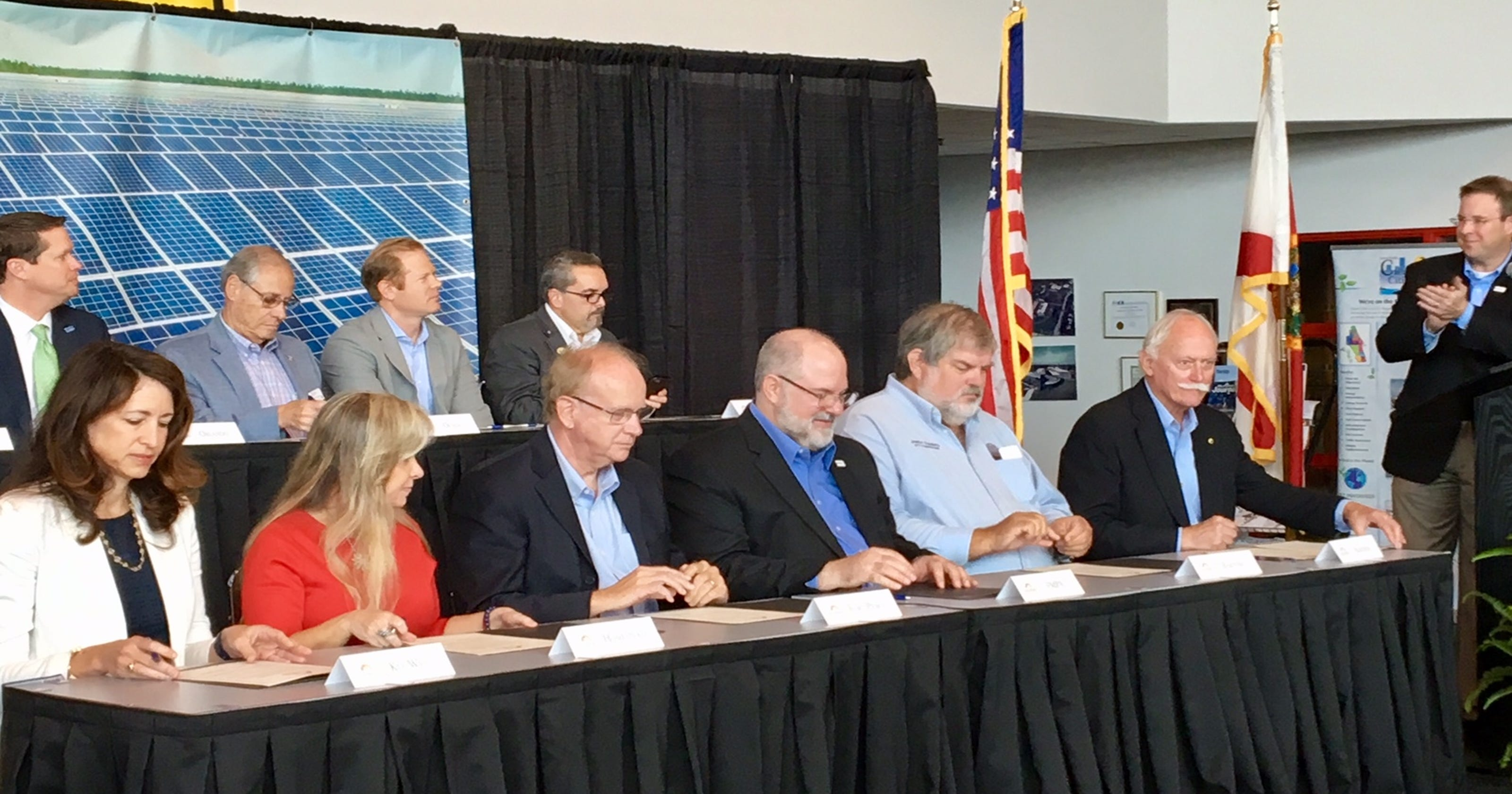 12 municipal utilities to expand solar operations in Florida