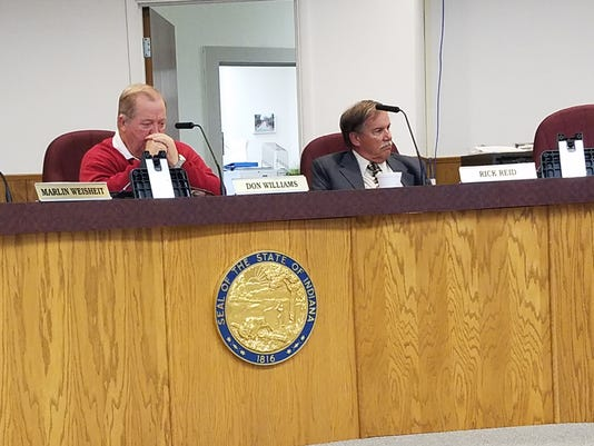 Warrick County Commissioners