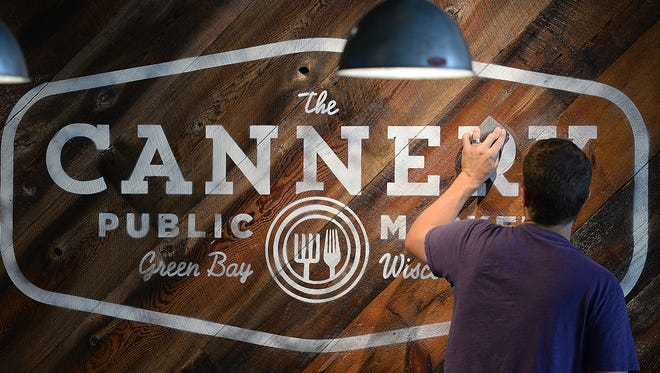 The Cannery Public Market on Broadway in Green Bay will hold its grand opening this week.
