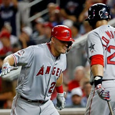 All-Star Game: Millville's Mike Trout helps power AL to homer-happy win