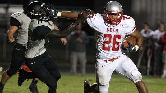 Nixa running back Alec Murphy could be suspended for the Eagles' season opener on Aug. 24.