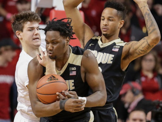 Vincent Edwards, Caleb Swanigan, Michael Jacobson