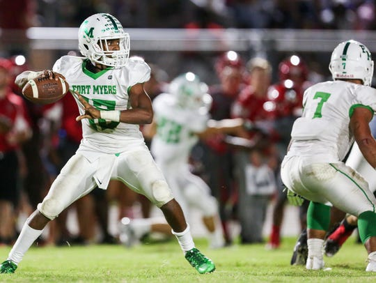 Fort Myers High School senior quarterback Willie Neal is one of the most underrated players in Lee County heading into the 2018 season.
