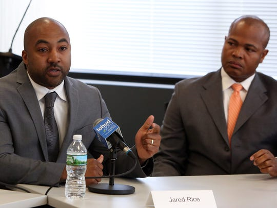 Jared Rice, a lawyer and New Rochelle City Council