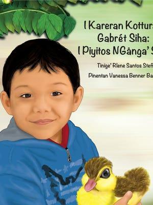 Cover of I Kareran Kotturan Gabret Siha: I Piyitos NGanga' Siha by Rlene Santos Steffy.