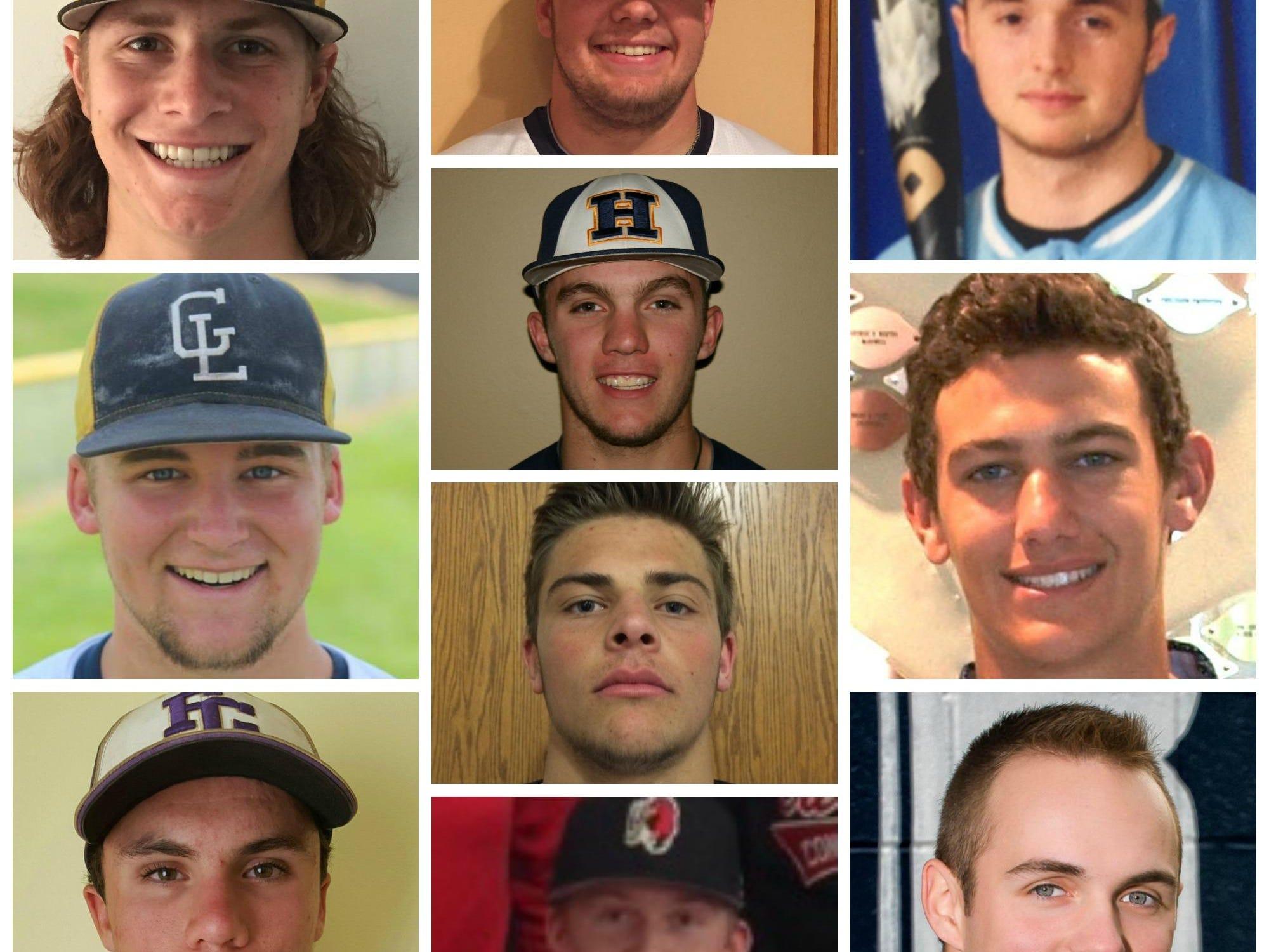 The LSJ 2015 baseball Dream Team.